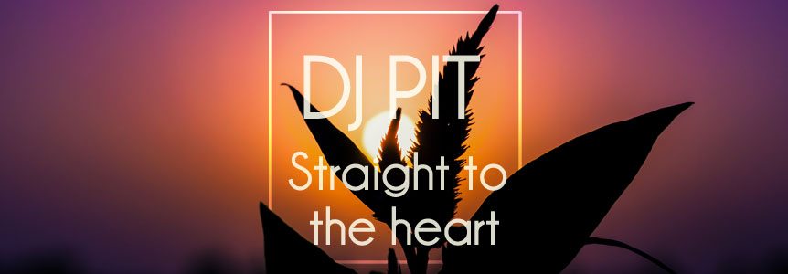 DQ023 : Dj Pit - Straight to the heart E.P