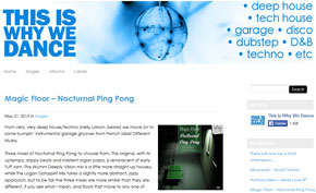 Magic Floor – Nocturnal Ping Pong | This Is Why We Dance